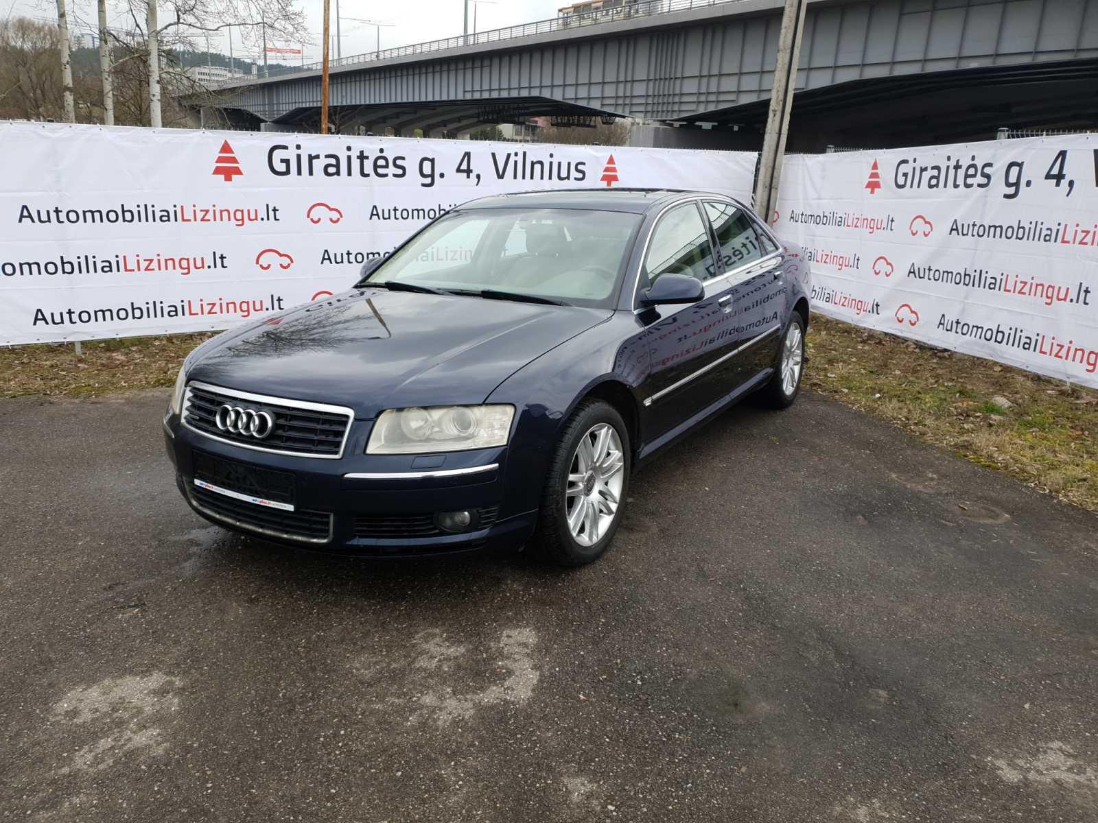 Audi a8 2005 m