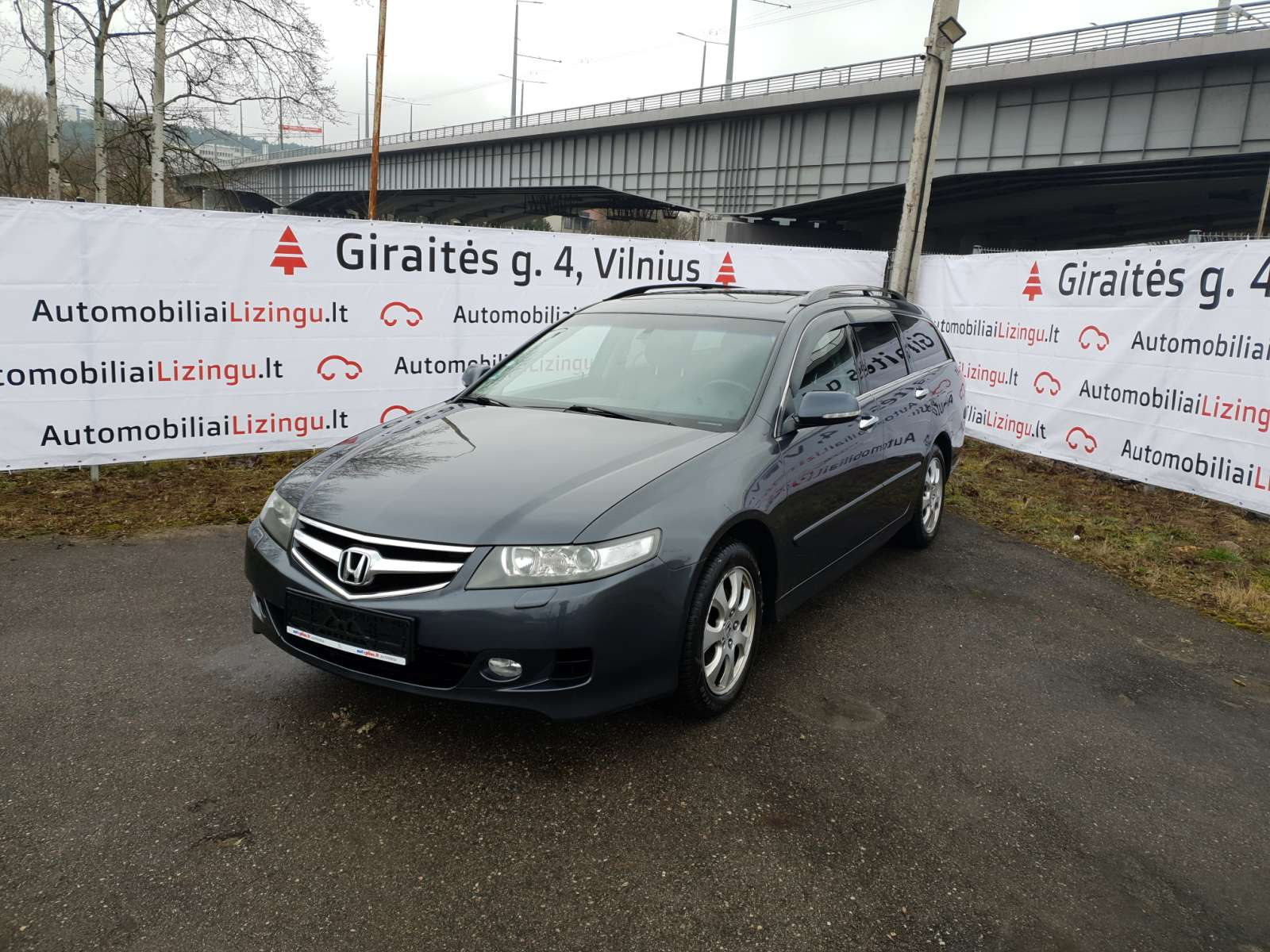 Honda Accord 2007m