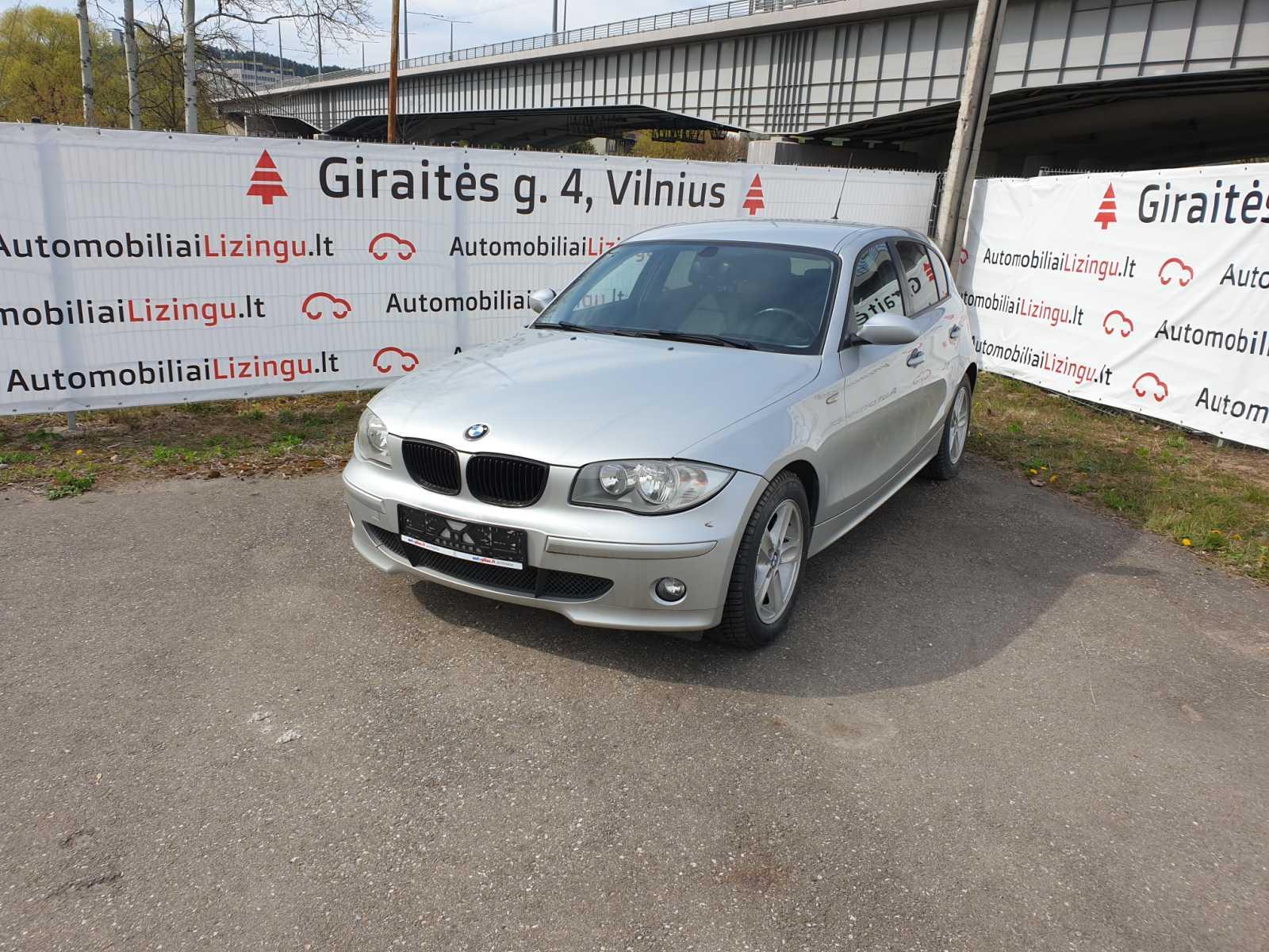 BMW 120, 2.0 l., hečbekas