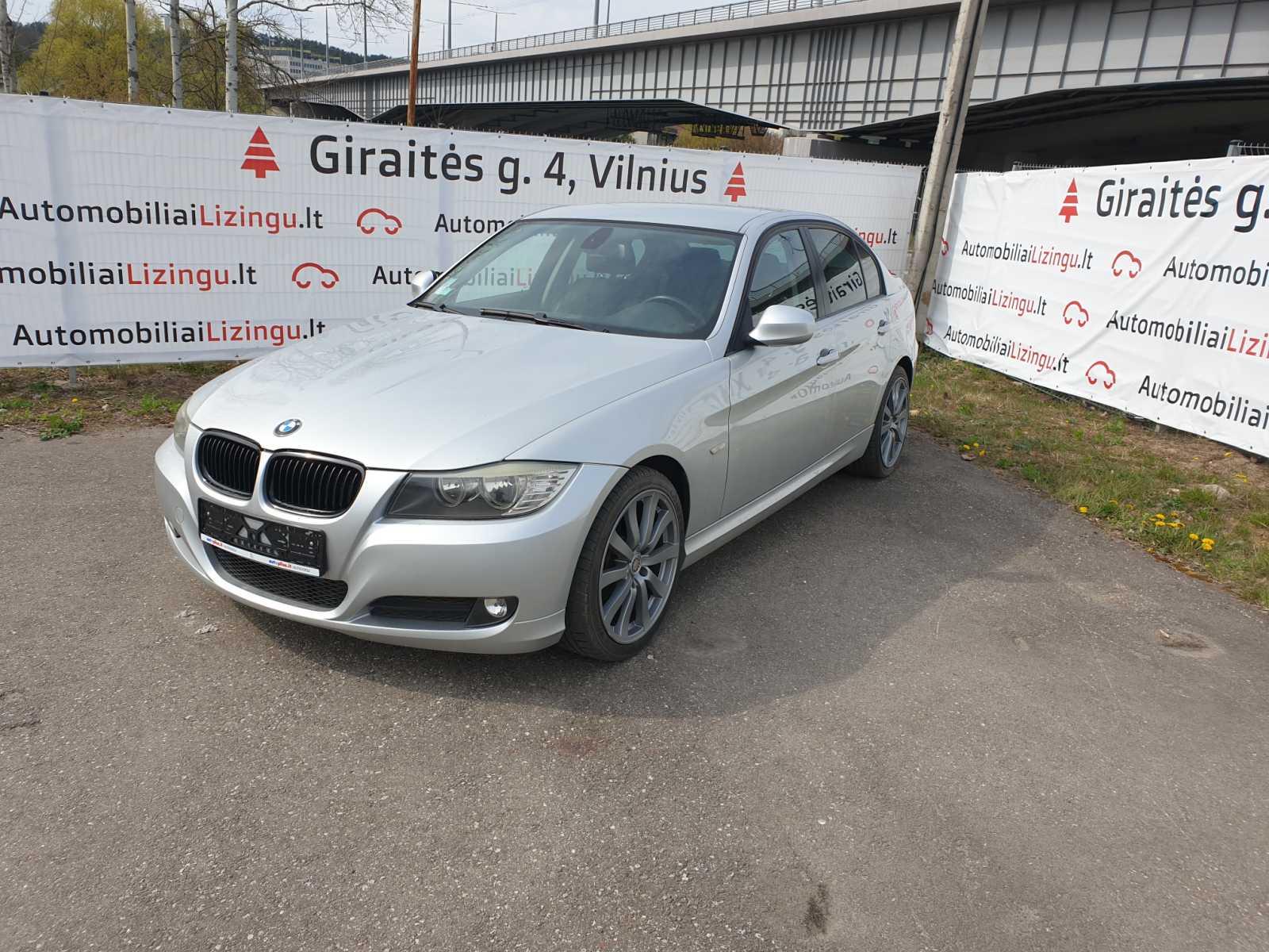 BMW 318, 2.0 l., sedanas