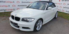 BMW 118, 2.0 l., kabrioletas