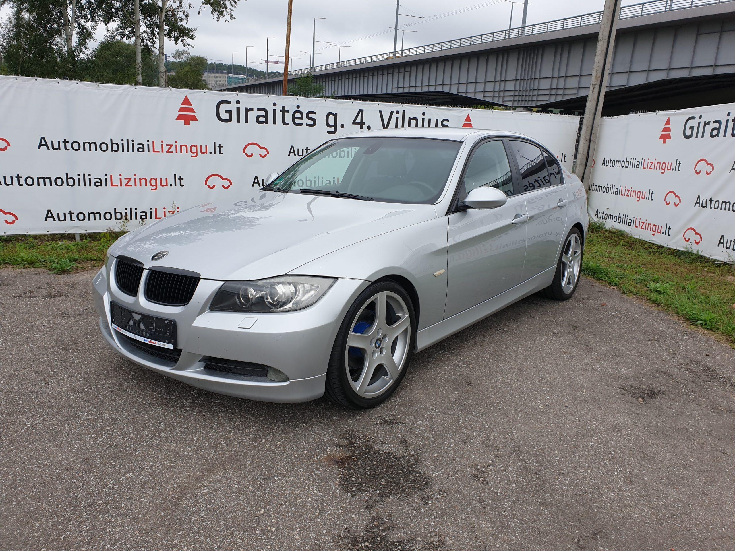 BMW 325, 2.5 l., sedanas