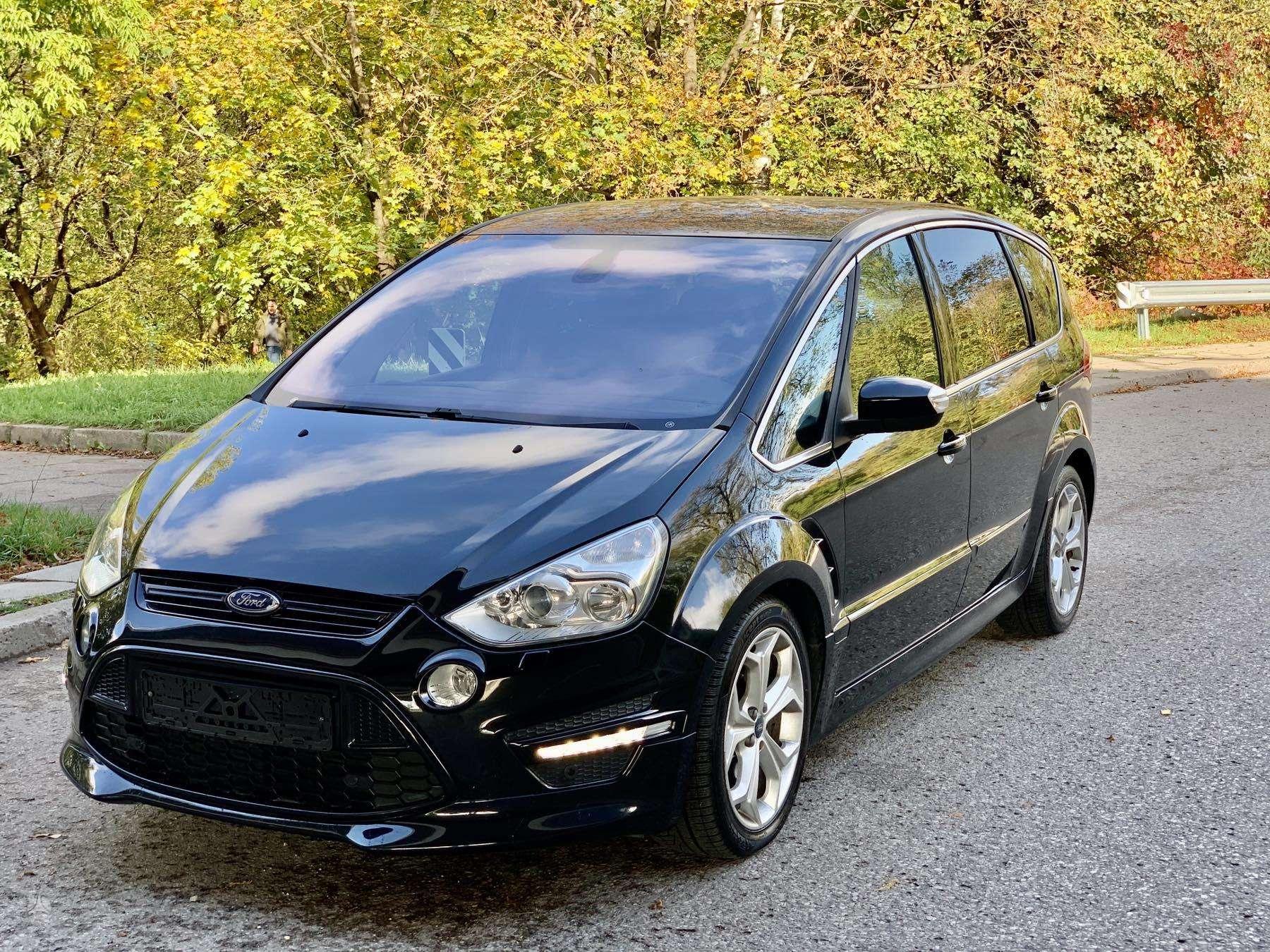 Ford S-MAX, 2.0 l., vienatūris
