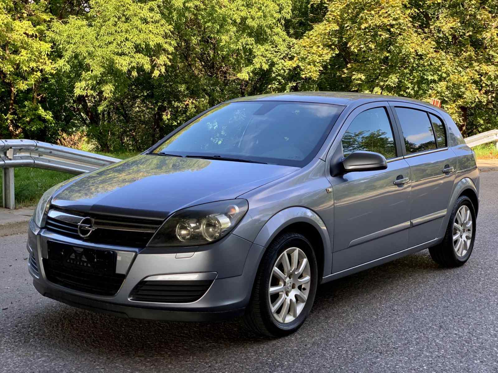 Opel Astra, 1.6 l., hečbekas