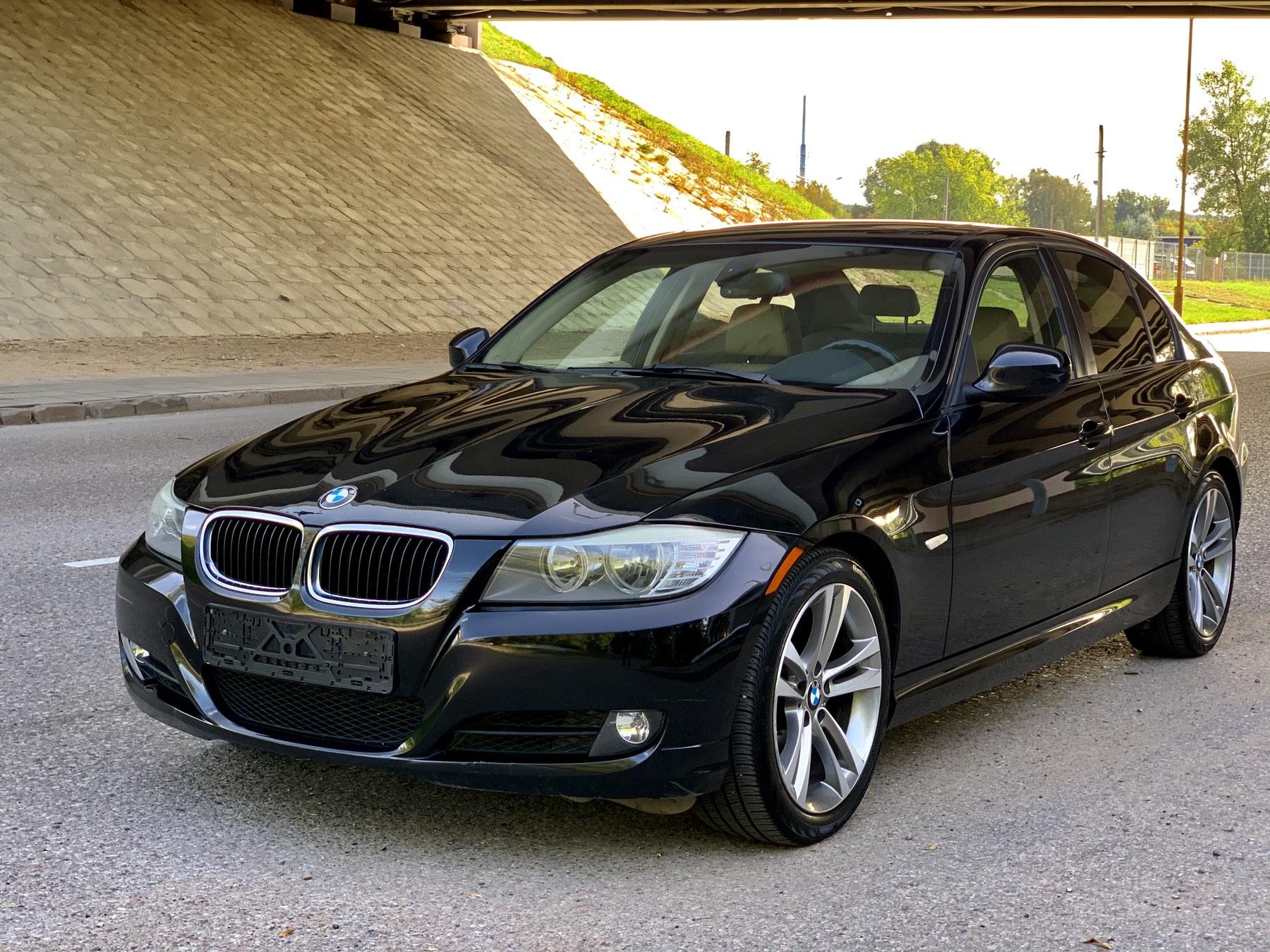 BMW 328, 3.0 l., sedanas