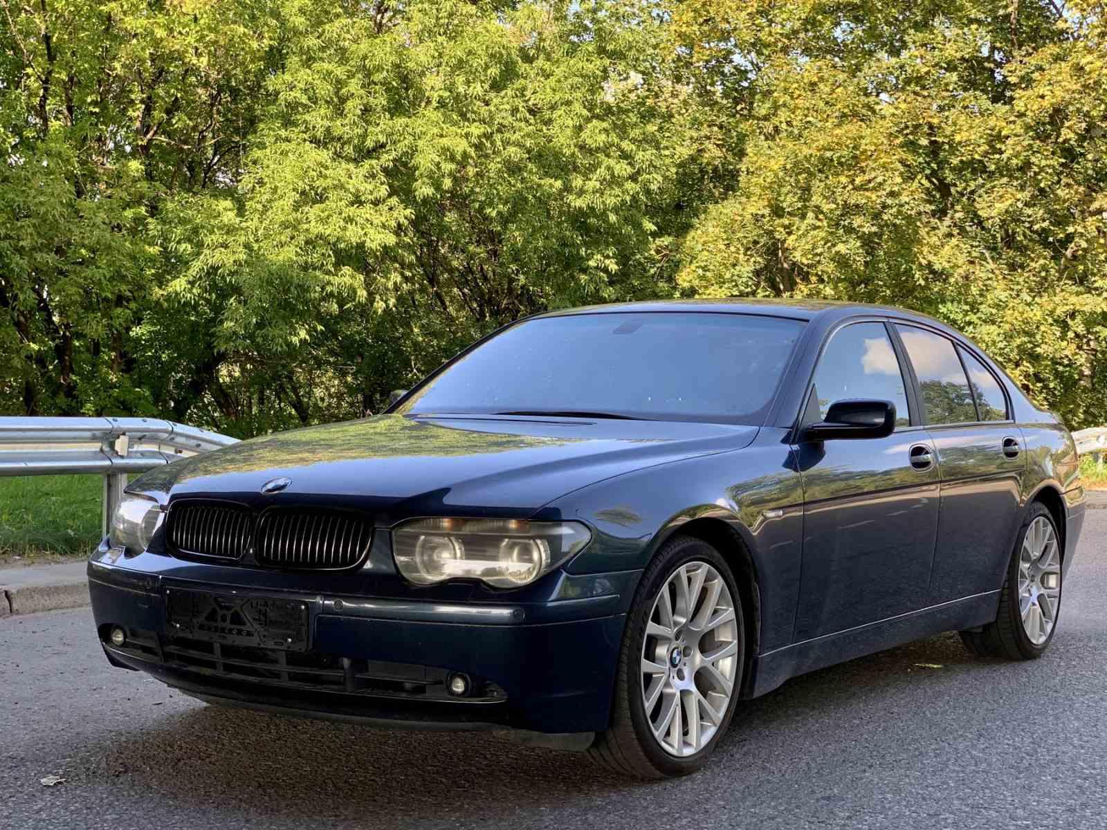 BMW 735, 3.6 l., sedanas
