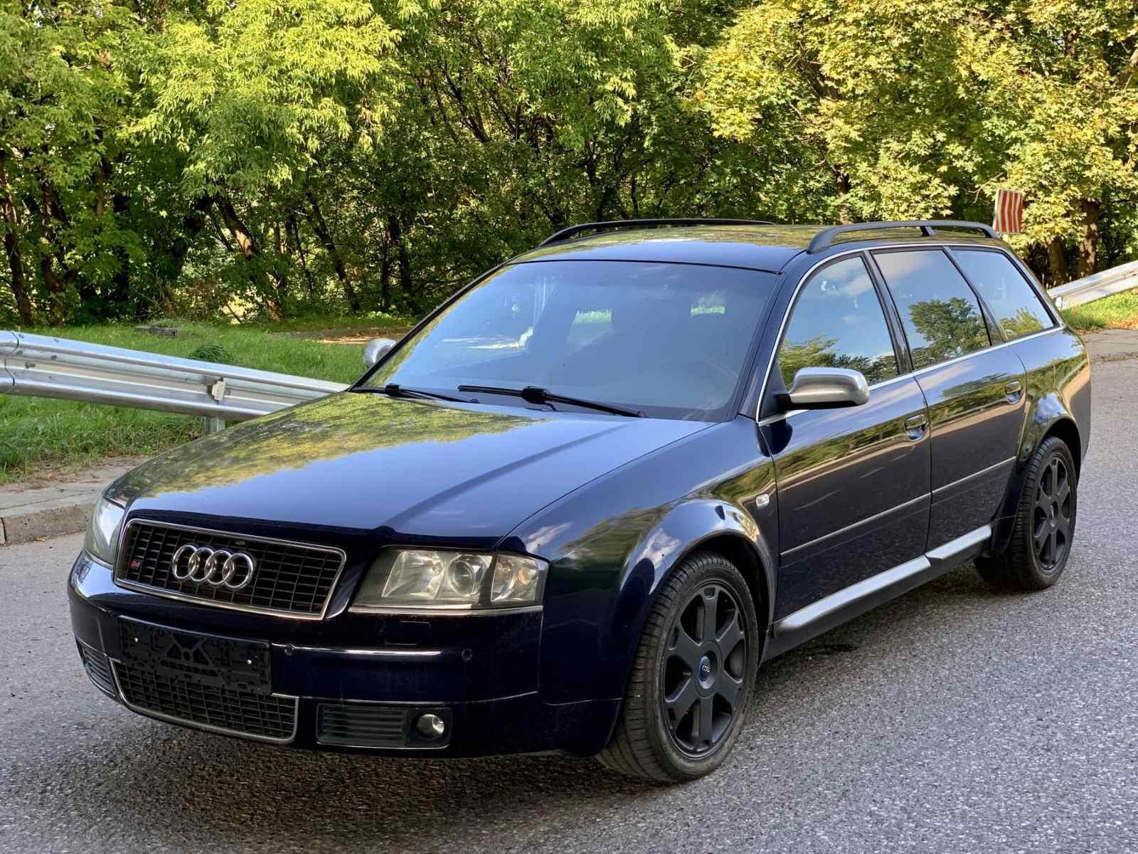 Audi S6, 4.2 l., universalas