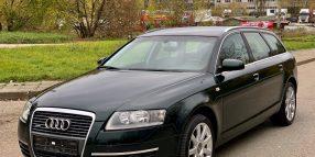 Audi A6, 3.2 l., universalas
