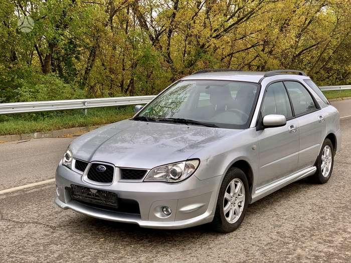 Subaru Impreza, 1.5 l., universalas