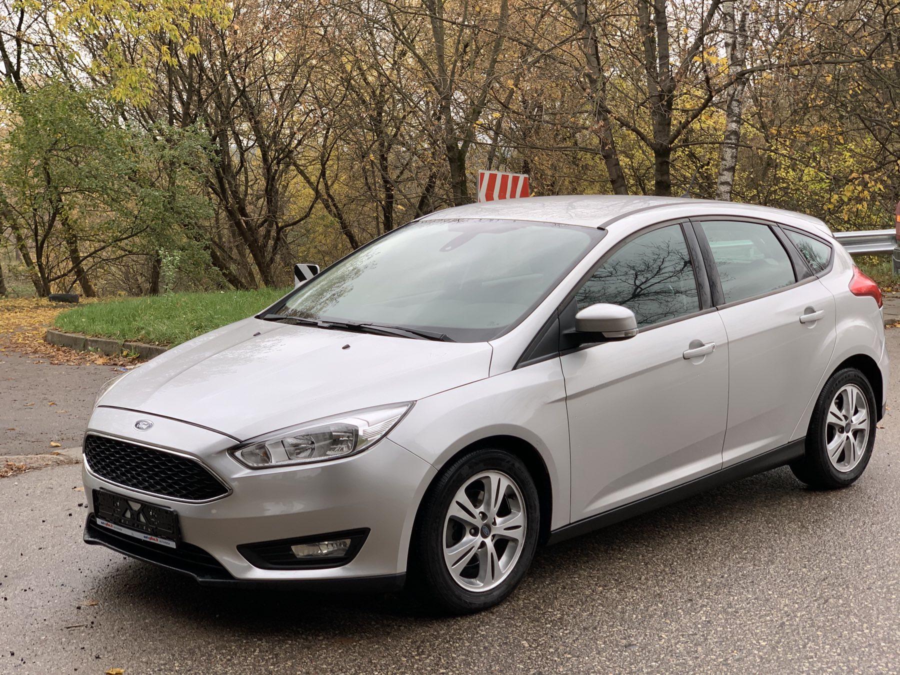 Ford Focus, 1.5 l., hečbekas