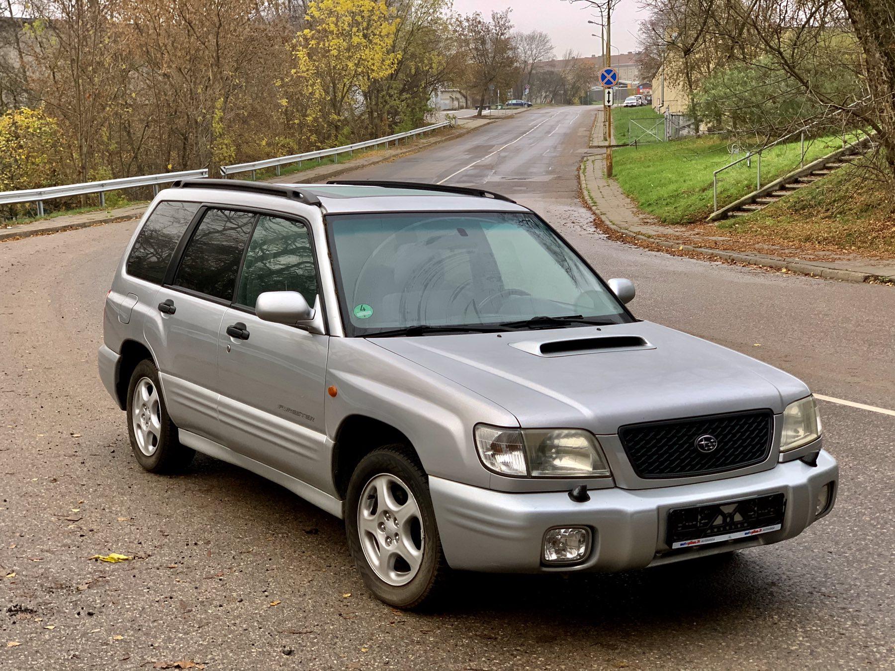 Subaru Forester, 2.0 l., universalas