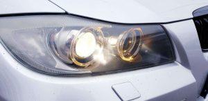 BMW E90 Xenon