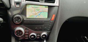 Citroen DS5 navigacija