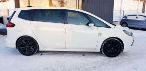 Opel zafira durys