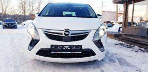 Opel Zafira priekis