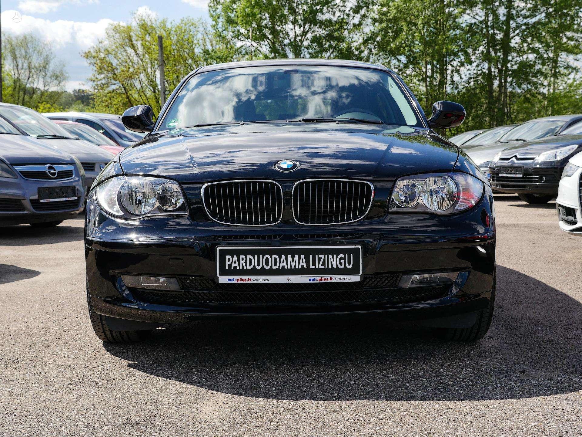 BMW 116 išsimokėtinai nuo 110Eur/Mėn su 3 mėnesių garantija