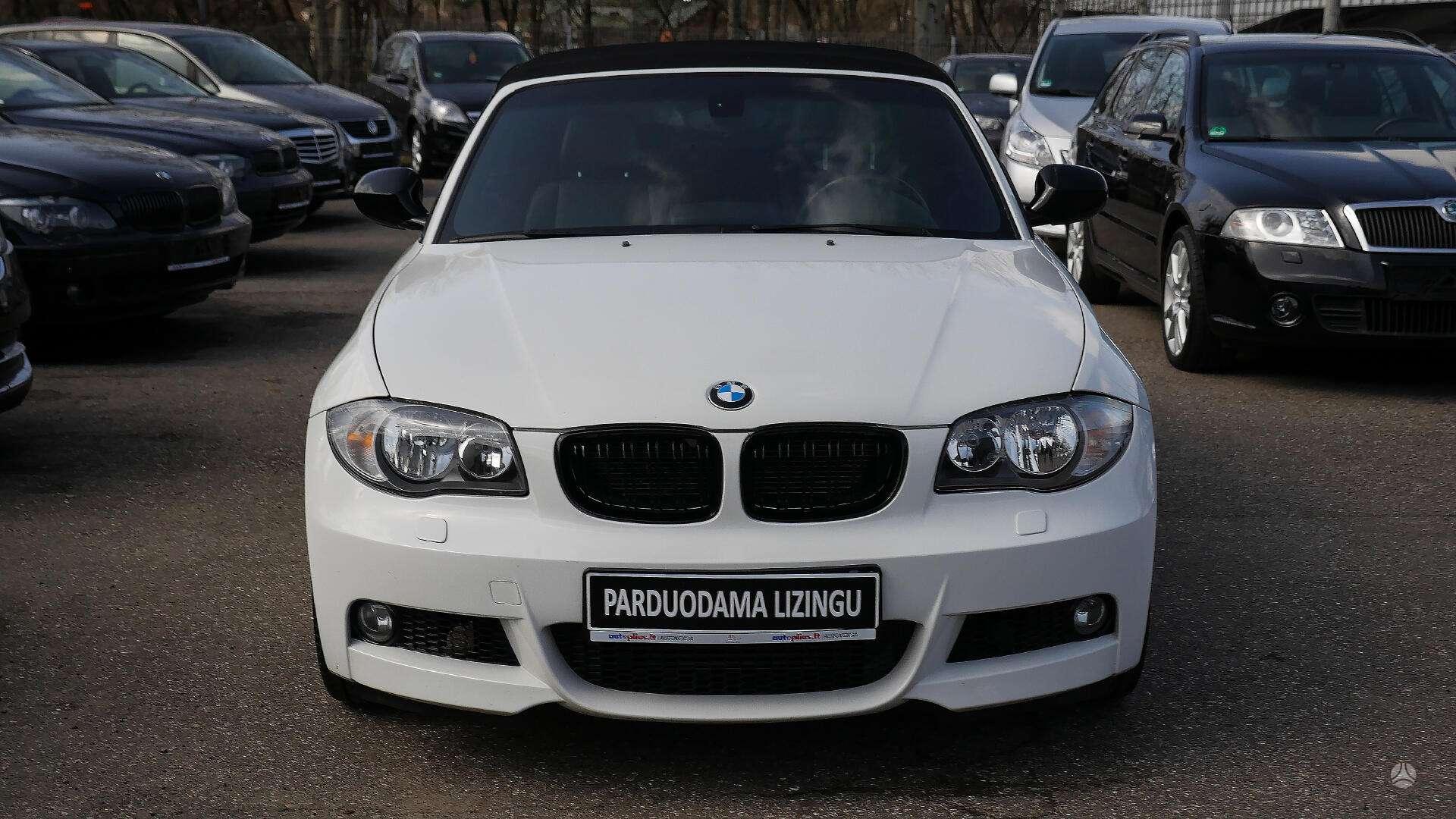 BMW 118 išsimokėtinai nuo 165Eur/Mėn su 3 mėnesių garantija