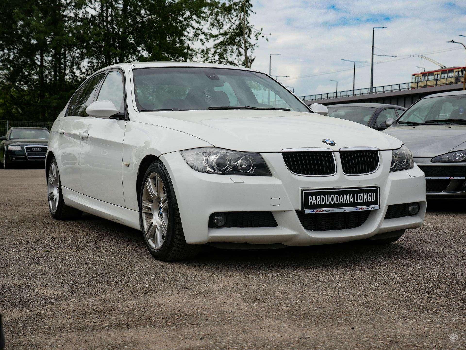 BMW 320 išsimokėtinai nuo 103Eur/Mėn su 3 mėnesių garantija