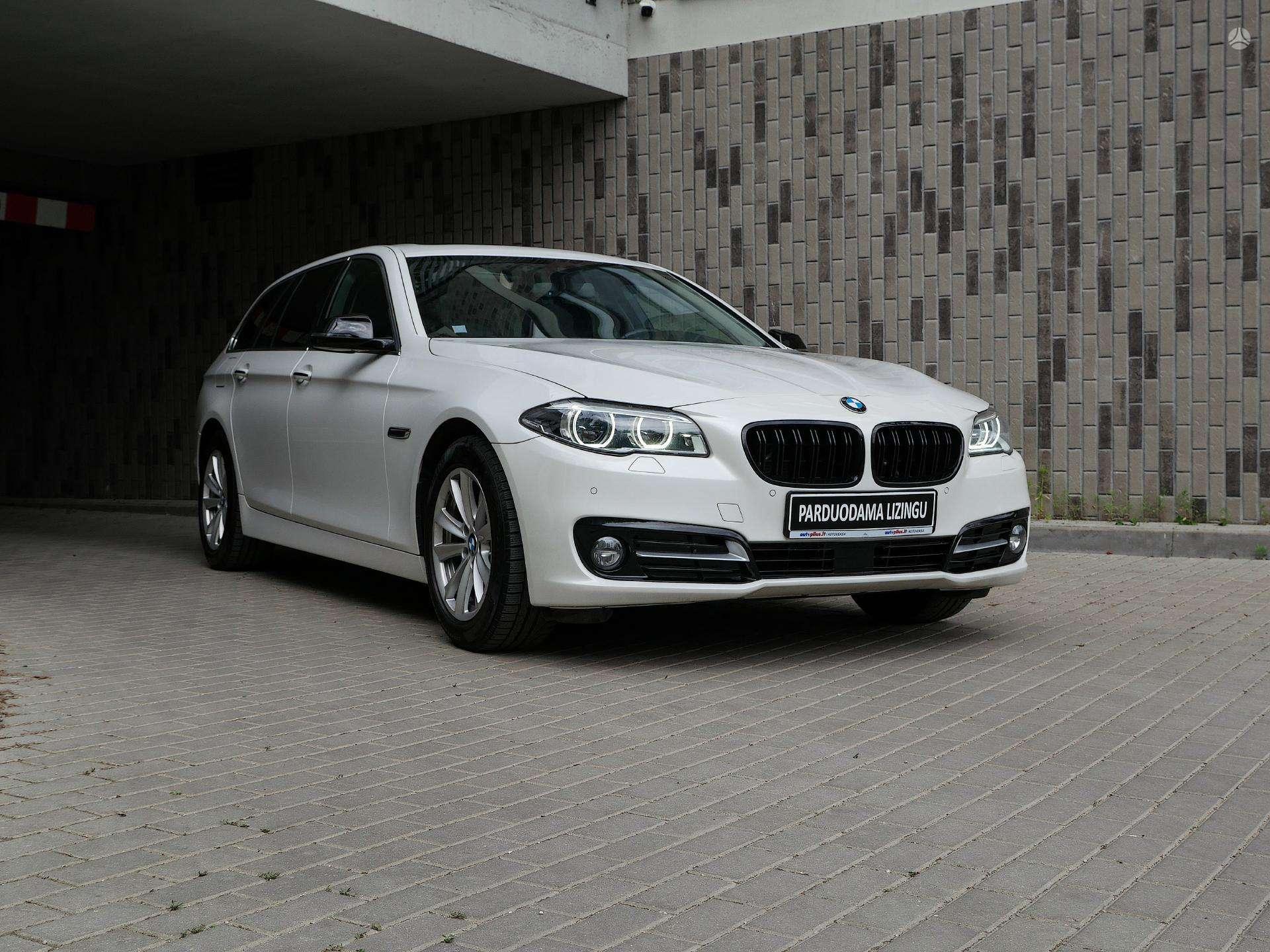 BMW 520 išsimokėtinai nuo 299Eur/Mėn su 3 mėnesių garantija