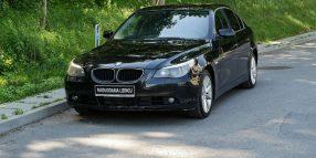 BMW 530 išsimokėtinai nuo 79Eur/Mėn su 3 mėnesių garantija