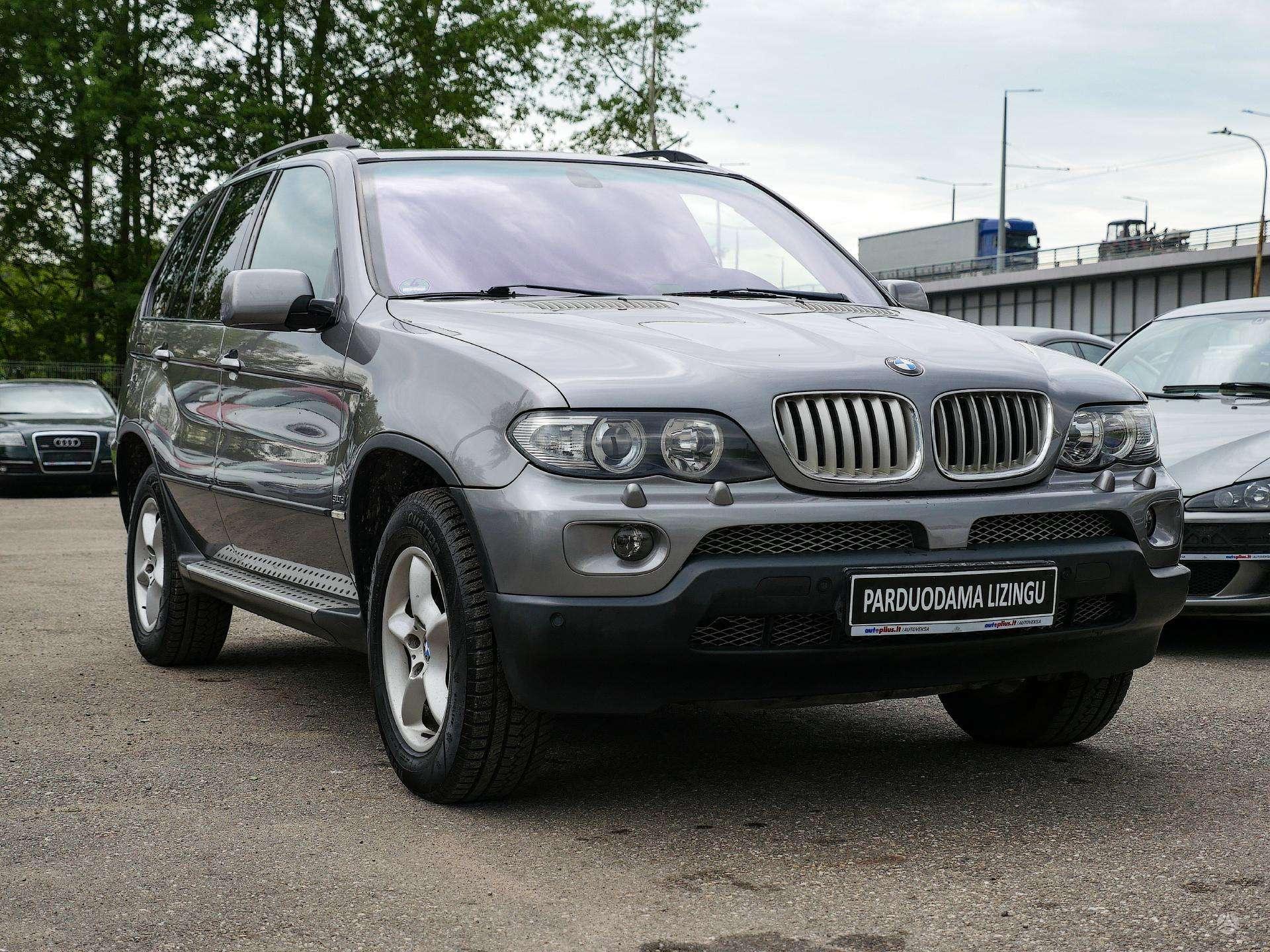 BMW X5 išsimokėtinai nuo 108Eur/Mėn su 3 mėnesių garantija