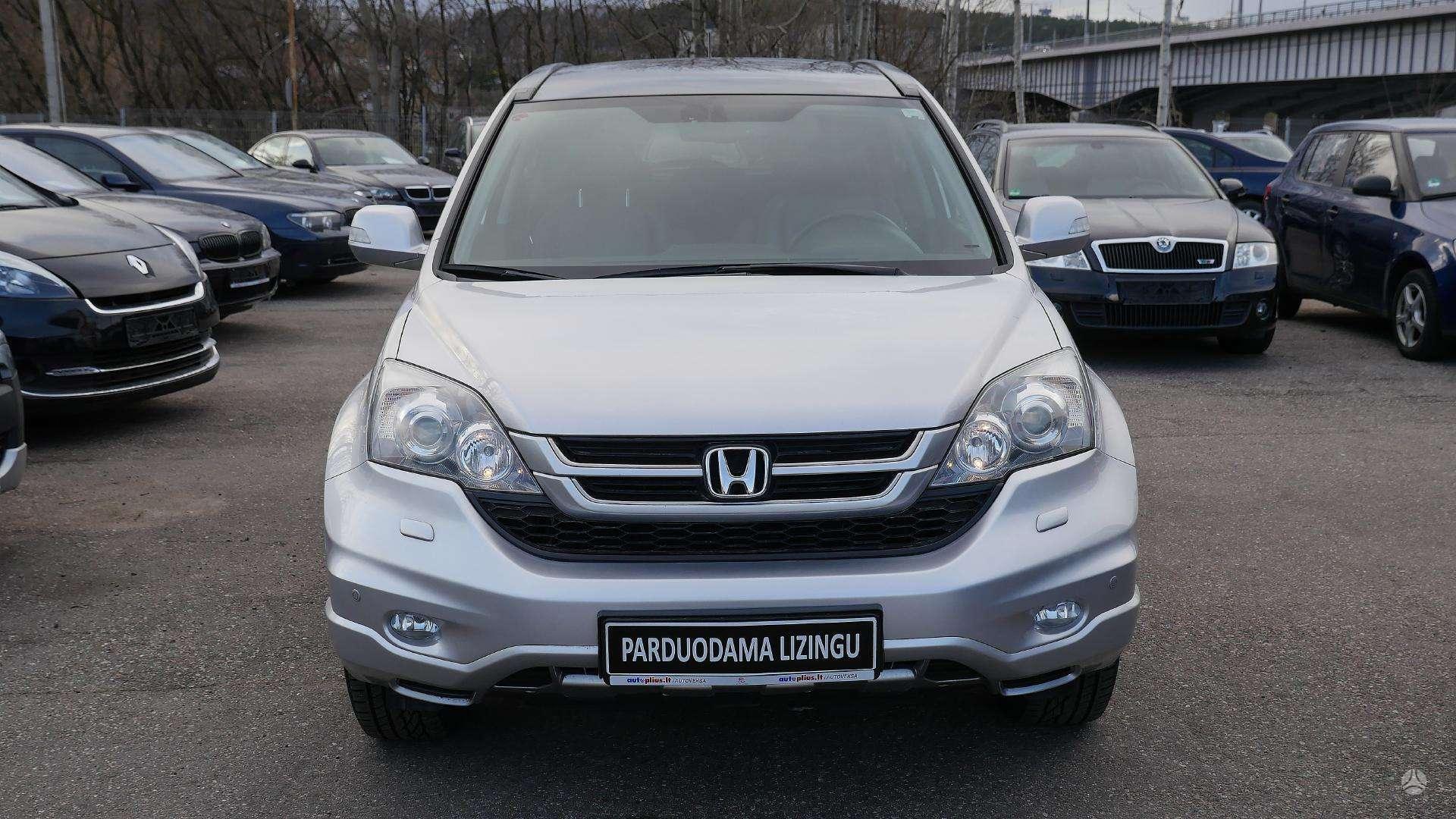 Honda CR-V išsimokėtinai nuo 169 Eur/mėn su 3 mėnesių garantija