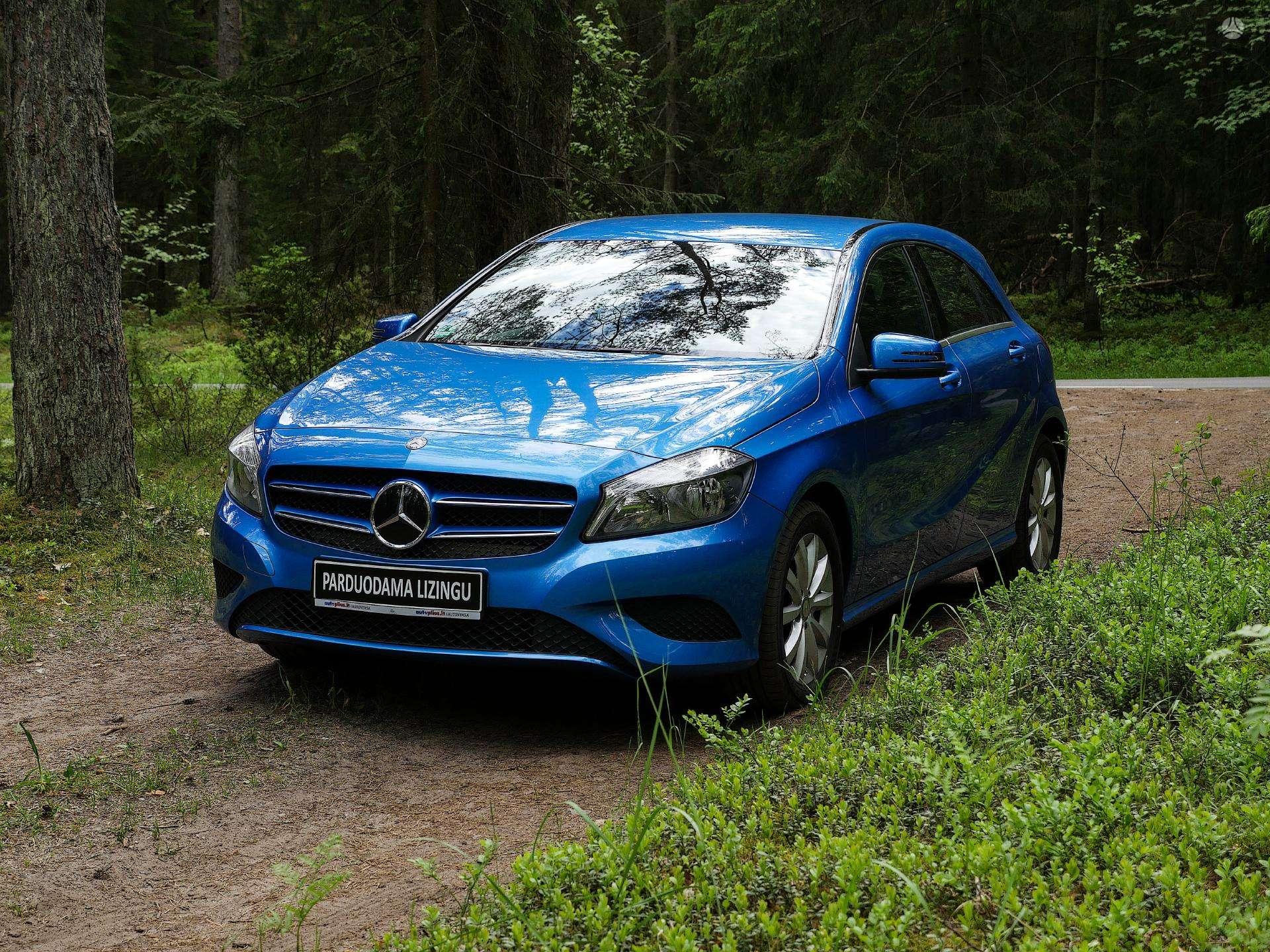 Mercedes-Benz A180 išsimokėtinai nuo 249Eur/mėn su 3 mėnesių garantija