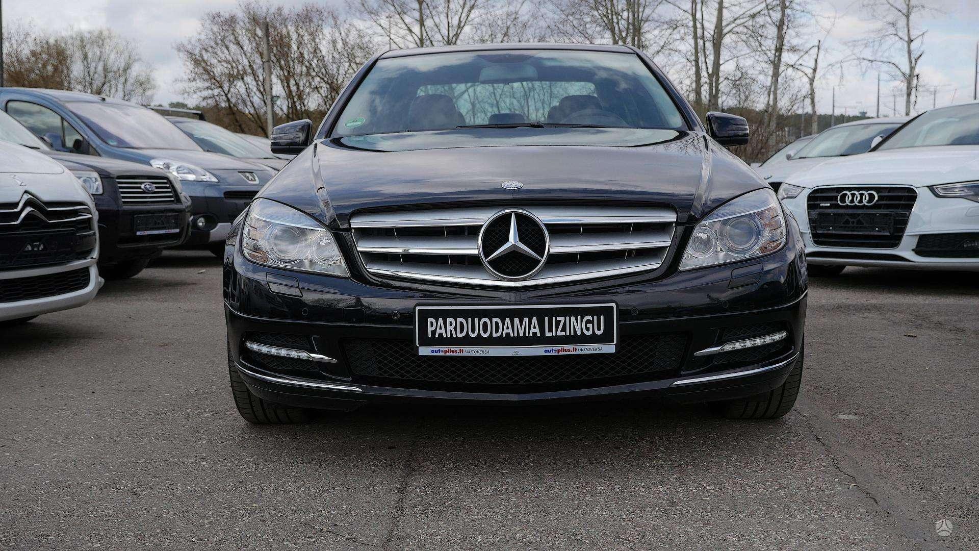 Mercedes-Benz C250 išsimokėtinai nuo 161Eur/mėn su 3 mėnesių garantija
