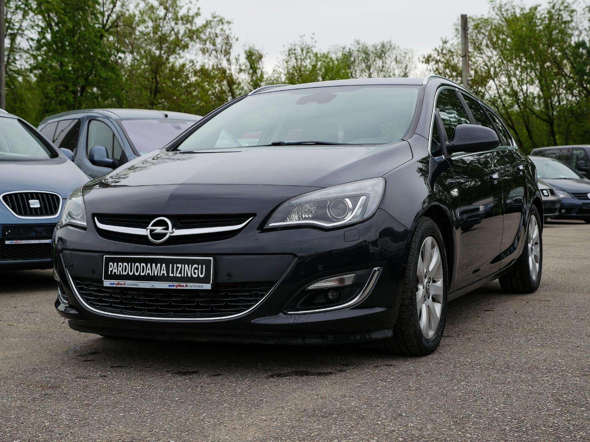 Opel Astra išsimokėtinai nuo 135Eur/Mėn su 3 mėnesių garantija