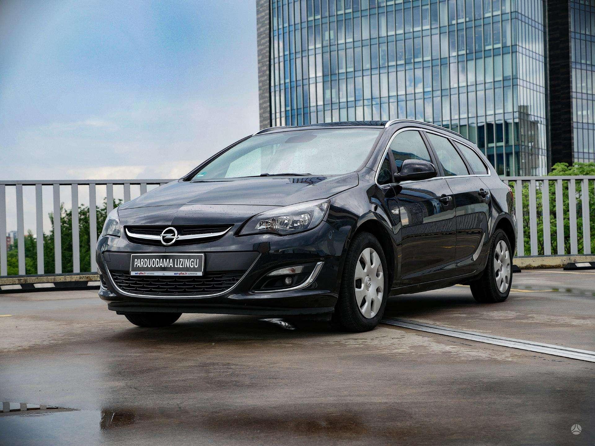 Opel Astra išsimokėtinai nuo 133Eur/Mėn su 3 mėnesių garantija