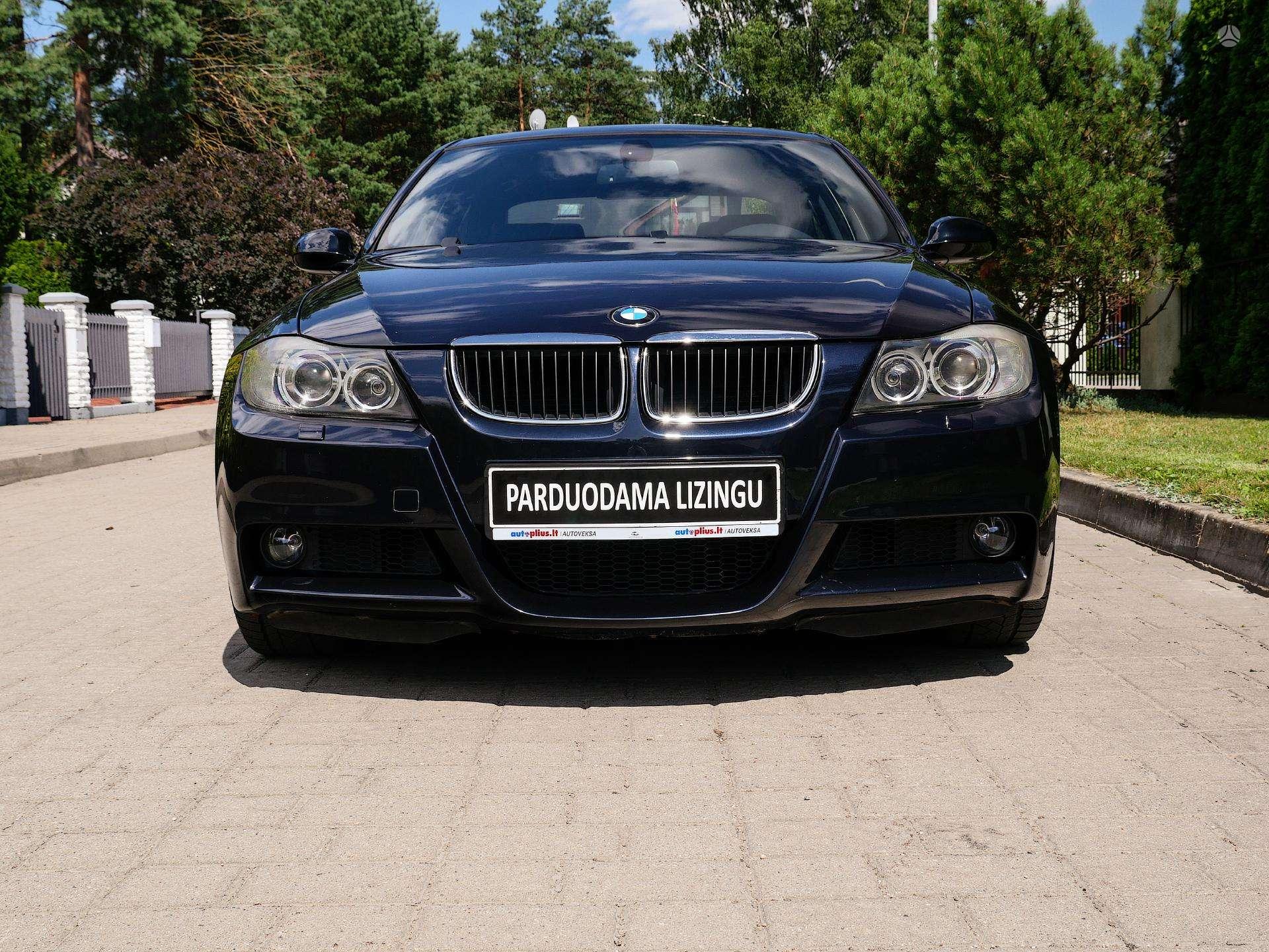 BMW 320 išsimokėtinai nuo 98Eur/Mėn su 3 mėnesių garantija