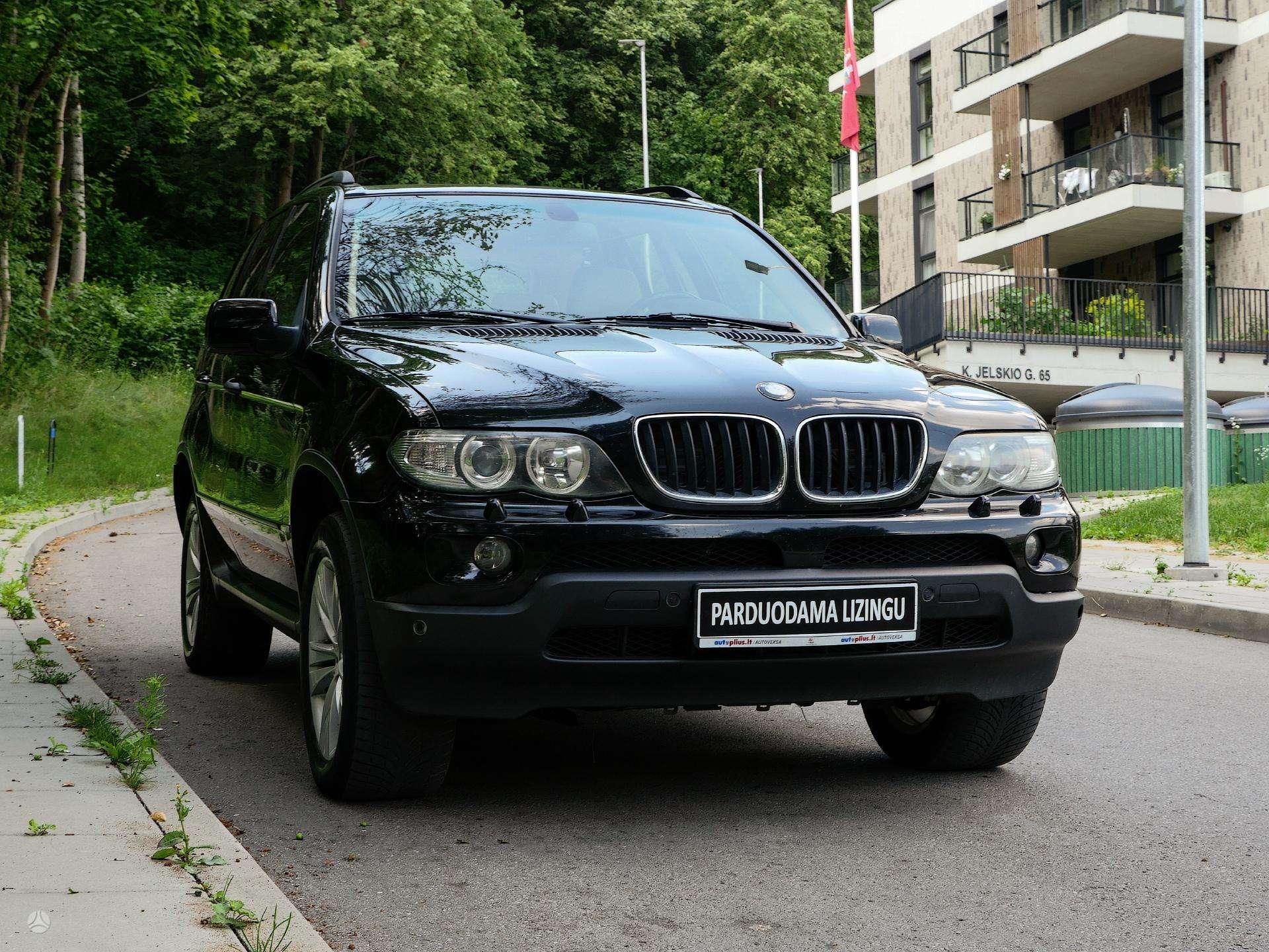 BMW X5 išsimokėtinai nuo 106Eur./Mėn su 3 mėnesių garantija