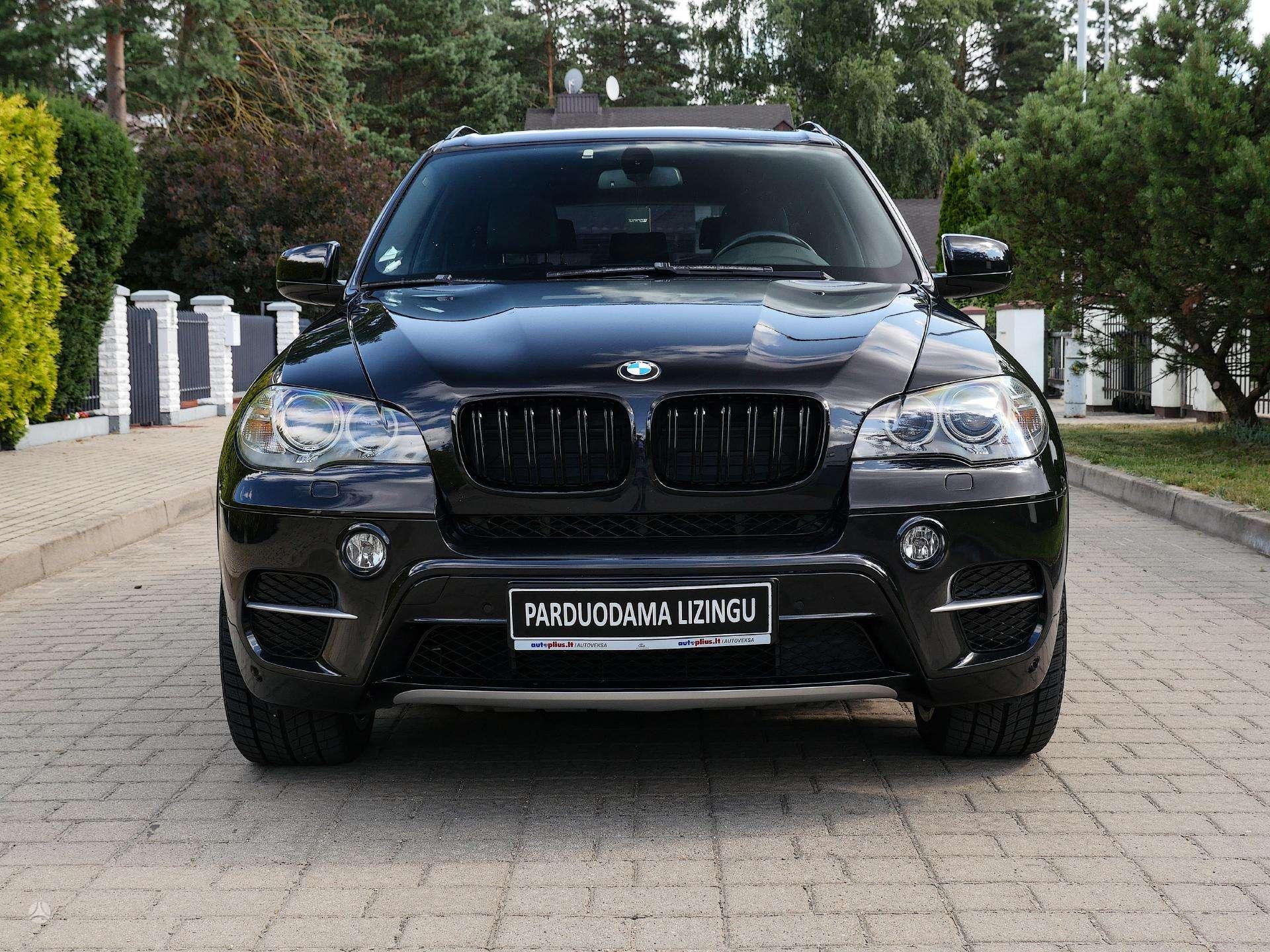 BMW X5 Išsimokėtinai nuo 316Eur/Mėn su 3 mėnesių garantija