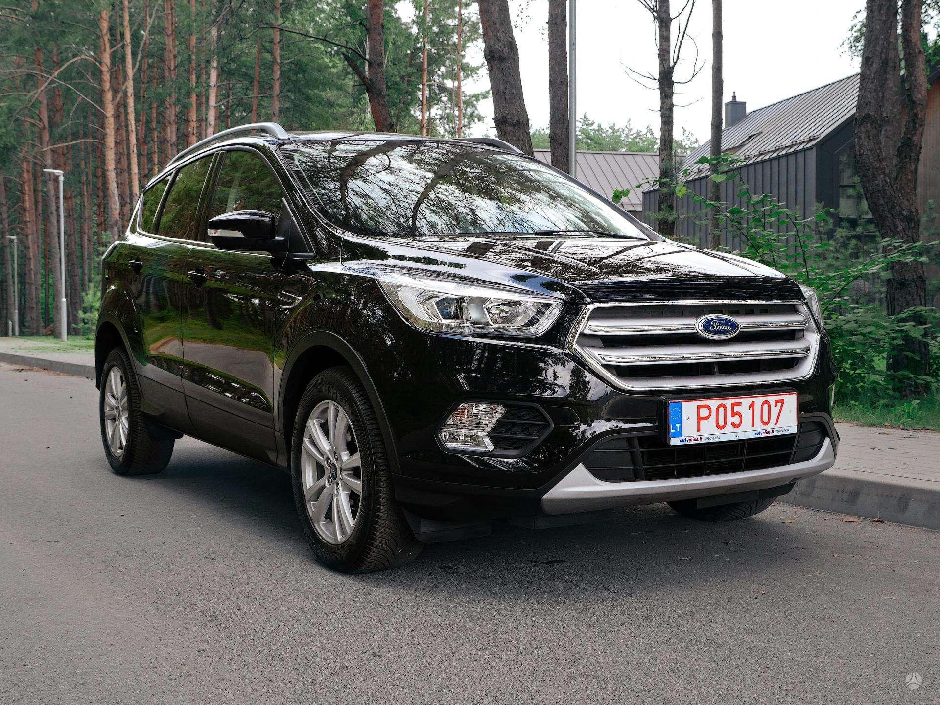 Ford Kuga išsimokėtinai nuo 298Eur/Mėn su 3 mėnesių garantija