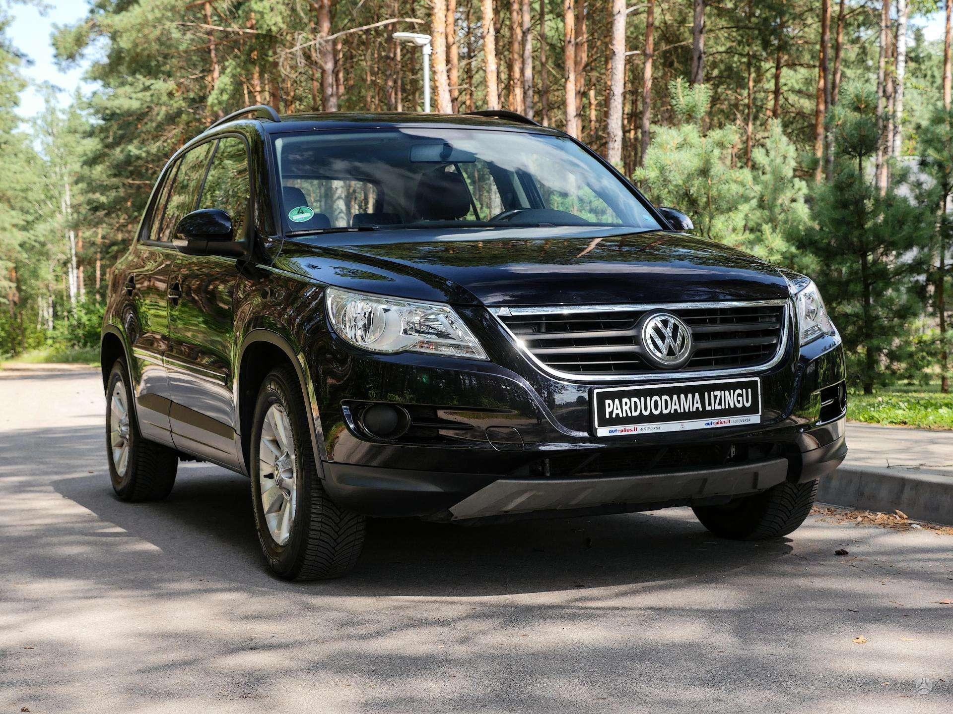 Volkswagen Tiguan Išsimokėtinai nuo 147Eur/Mėn su 3 mėnesių garantija