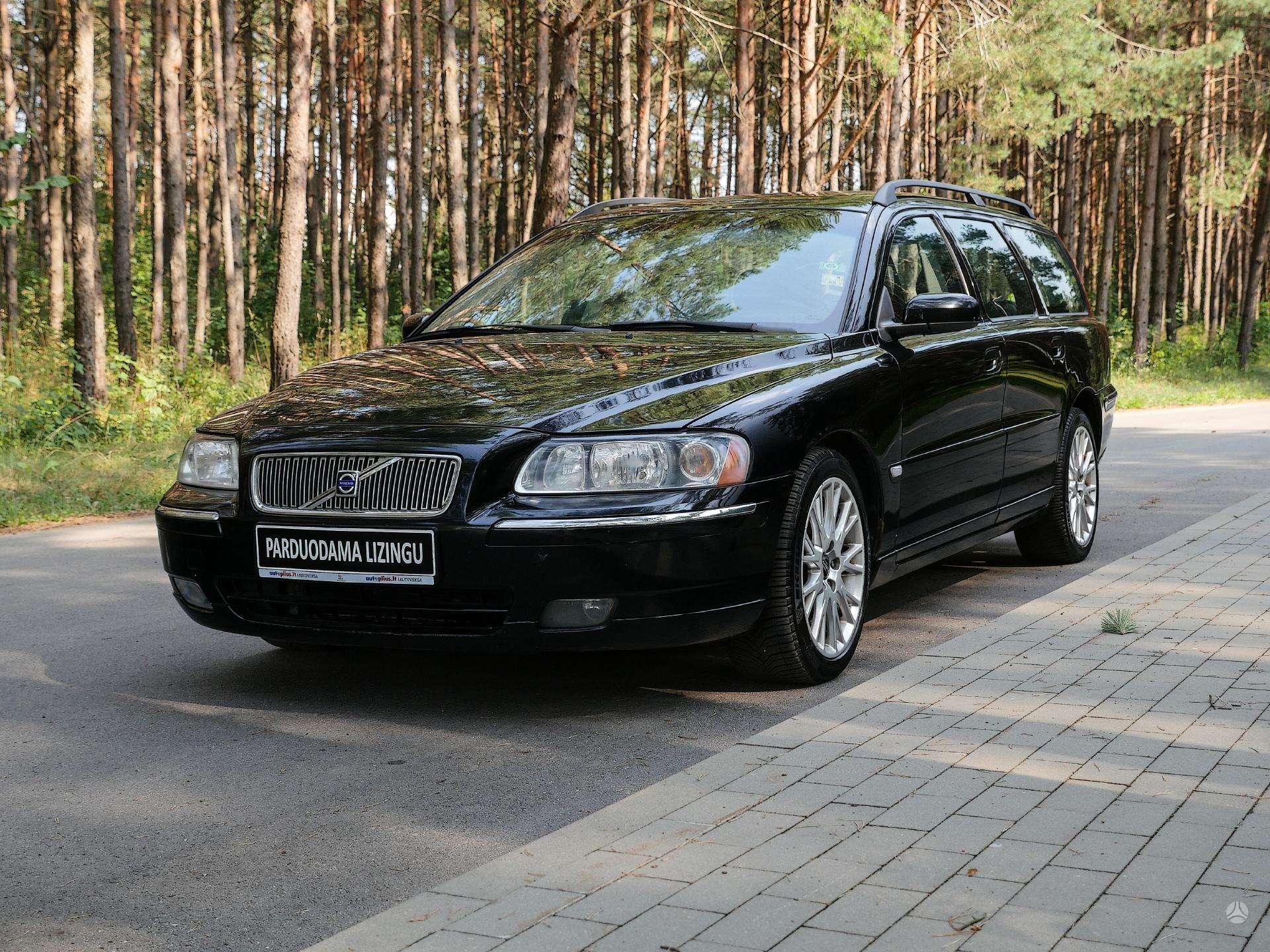 Volvo V70 Išsimokėtinai nuo 58Eur/Mėn su 3 mėnesių garantija